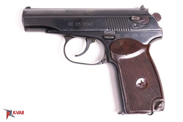 Picture of Arsenal BE253242 9x18mm Makarov 8 Round Bulgarian Pistol 1985