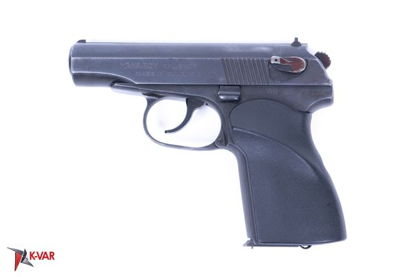 Picture of Arsenal AB25701 9x18mm Makarov 8 Round Bulgarian Pistol 1985
