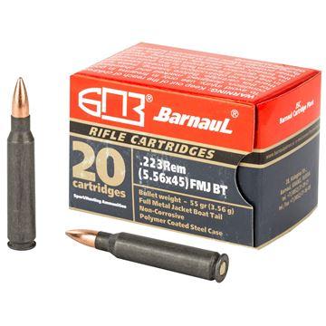 Picture of Barnaul 223 Rem 55Gr FMJ 500 Rounds Ammunition