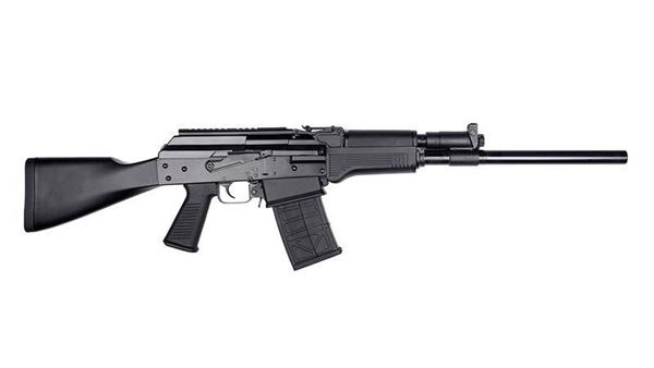 Picture of JTS 12 Gauge Semi-Automatic 5 Round AK Style Shotgun