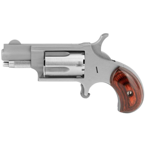 Picture of North American Arms 22LR Mini Revolver SA Fixed Sights 5rds