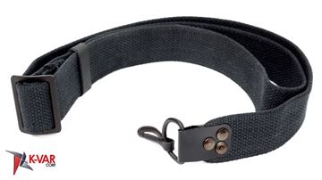 Picture of Arsenal Black Canvas Sling for All AK Variances