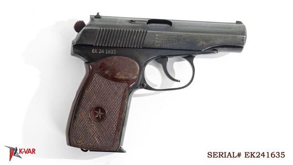 Picture of Arsenal EK241635 9x18mm Makarov 8 Round Bulgarian Pistol 1999