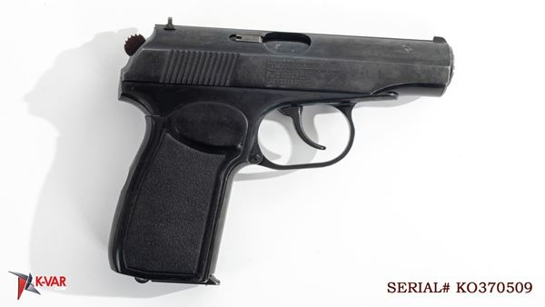 Picture of Arsenal  KO370509 9x18mm Makarov 8 Round Bulgarian Pistol 1997