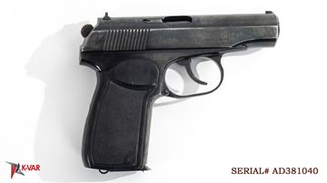Picture of Arsenal AD381040 9x18mm Makarov 8 Round Bulgarian Pistol 1998