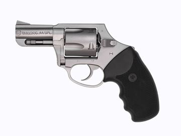 """Picture of Charter Arms Bulldog .44 Special 2.5"""" Barrel 5rd Stainless Steel Revolver"""