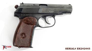 Picture of Arsenal K242445 9x18mm Makarov 8 Round Bulgarian Pistol