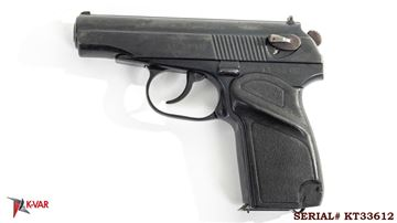 Picture of Arsenal KT33612 9x18mm Makarov 8 Round Bulgarian Pistol 1993