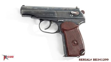 Picture of Arsenal BE341299 9x18mm Makarov 8 Round Bulgarian Pistol 1994