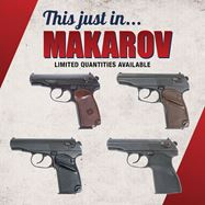 Picture of Makarov Collectible Pistols