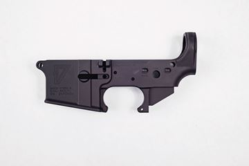 Picture of 17 Design and Mfg.- Forged AR-15 Stripped Lower Receiver