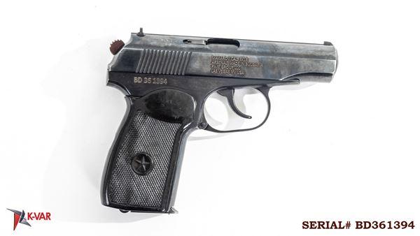Picture of Arsenal BD361394 9x18mm Makarov 8 Round Bulgarian Pistol 1996