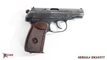 Picture of Arsenal EK24577 9x18mm Makarov 8 Round Bulgarian Pistol 1984