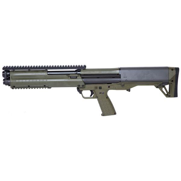 Picture of Kel-Tec KSG 12 Gauge Shotgun 14rd Green Finish