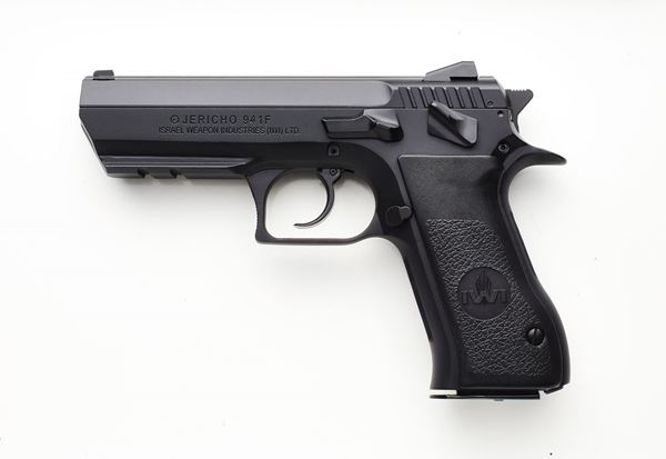 """Picture of IWI JERICHO 941 Full-Size Steel Frame Pistol 9mm Luger 4.4"""" Barrel (2x)16RD"""