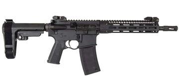 Picture of Troy Industries A4 Pistol 5.56 NATO AR-15 SBA3 Brace 30rd