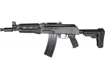 Picture of Zastava ZPAP85  AK Pistol 5.56 NATO Booster Muzzle Device Top and Rear Rail 30rd