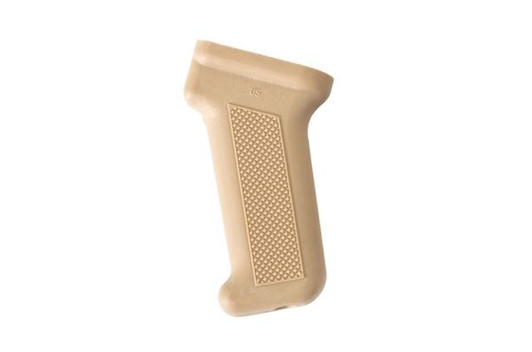 Picture of Arsenal Desert Sand Polymer Pistol Grip for Milled Receivers