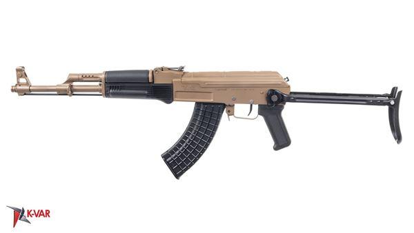 Picture of Arsenal SAS M-7 Classic Under-Folder FDE Cerakote AK47
